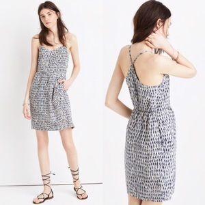 Like NEW Madewell silk sunlight cami dress